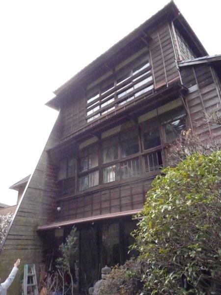 麻原美子邸:建物